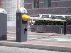 фото Came GARD 8 Шлагбаум автоматический со стрелой 8 метров