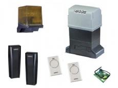 фото FAAC 844ERKIT Комплект автоматики для откатных ворот