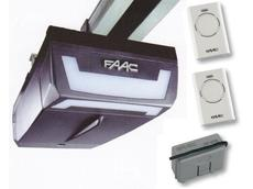 фото FAAC D700KIT Комплект автоматики для гаражных ворот