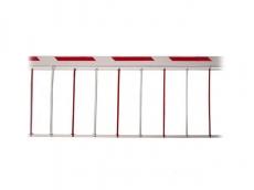 фото FAAC SKIRTKIT Юбочный комплект для стрелы шлагбаума