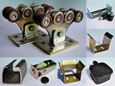 фото ROLLING HI-TECH 500МП Комплект усиленной фурнитуры для откатных ворот, 500кг