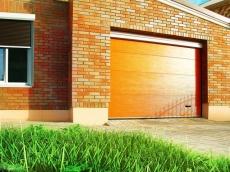 фото Alutech CLASSIC Ворота гаражные секционные с торсионными пружинами