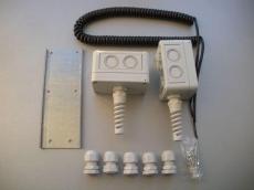 фото Alutech SOC-3K Набор коммутационный для ворот с электроприводом