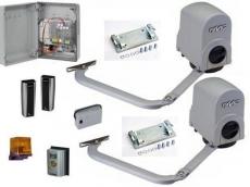 фото FAAC 391KIT Комплект автоматики для распашных ворот