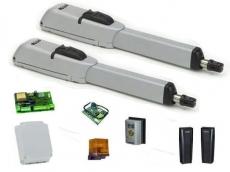 фото FAAC 409KIT Комплект автоматики для распашных ворот