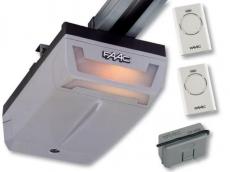 фото FAAC D1000KIT Комплект автоматики для гаражных ворот