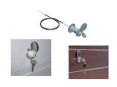 фото AN-MOTORS RM0104-4500 Комплект механизма разблокировки для привода